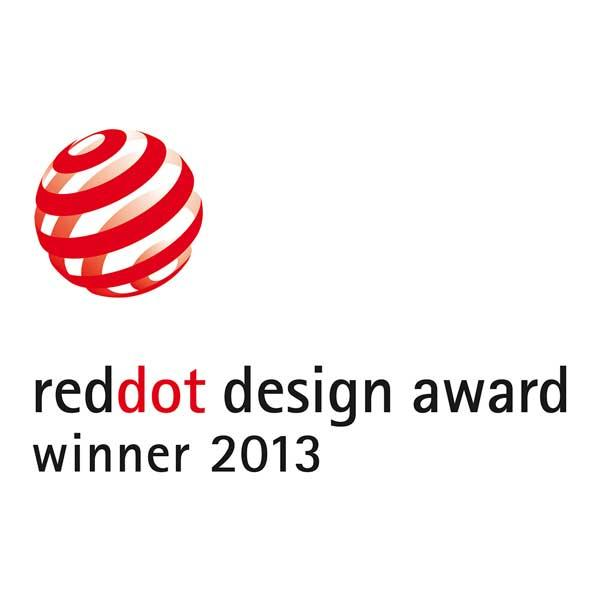 Reddot design award 2013 logo