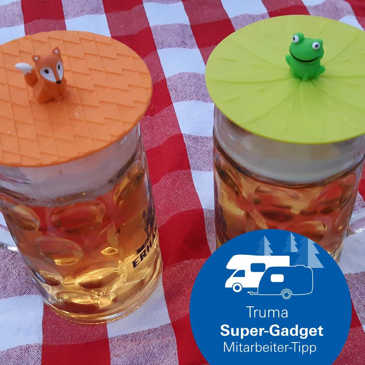 Truma Super Gadget lid for mug or glass