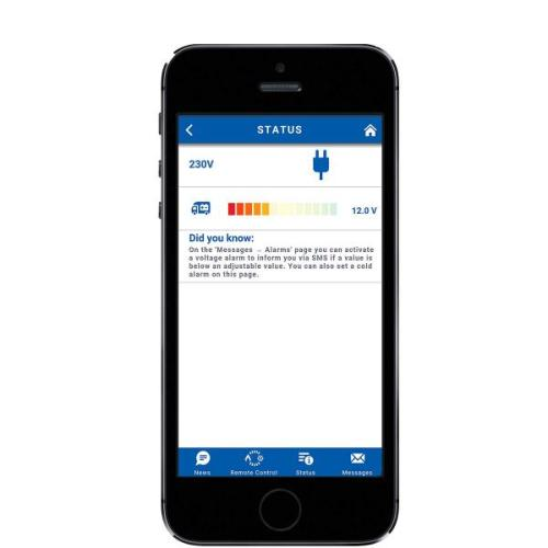 Truma App status