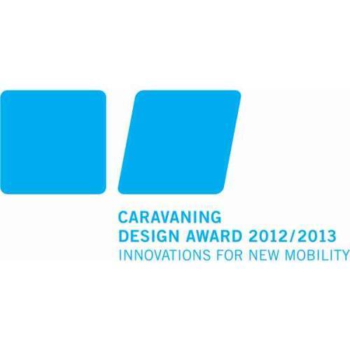 Caravaning design award 2012 logo
