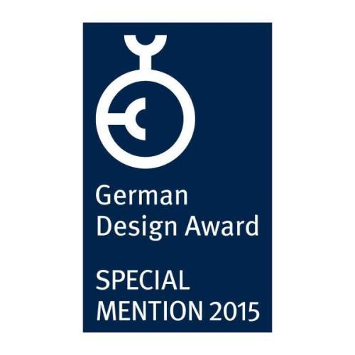 German design award 2015 logo