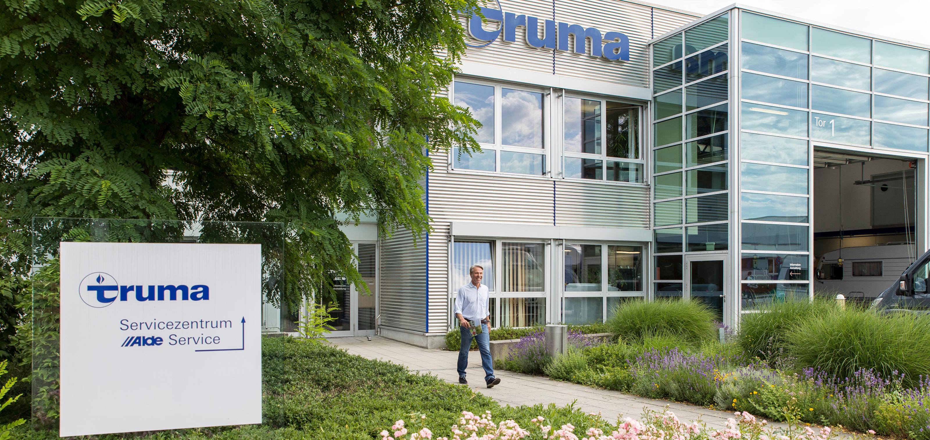 Truma Service Center Putzbrunn