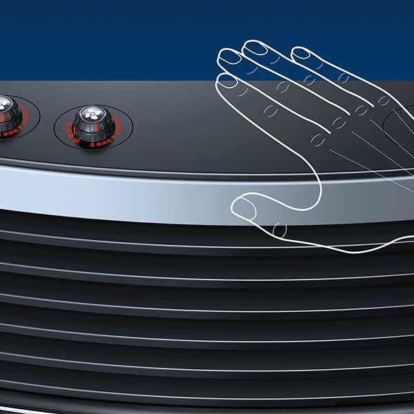 Lighting kit S heaters motion sensor