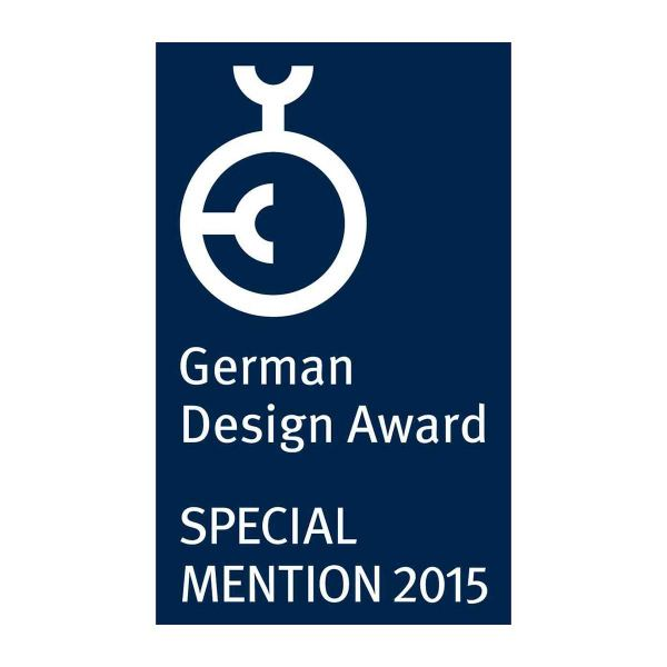 German design award 2015 logo