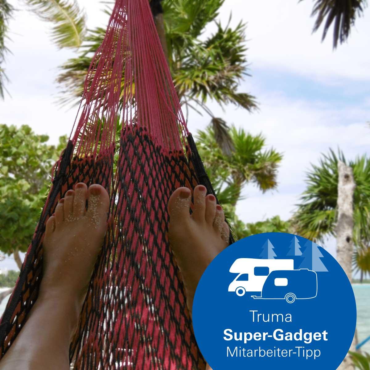 Truma Super-Gadget hammock