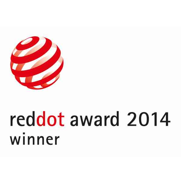 Reddot design award 2014 logo