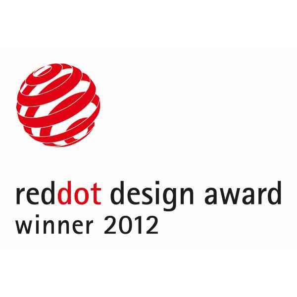 reddot design award 2012 Logo